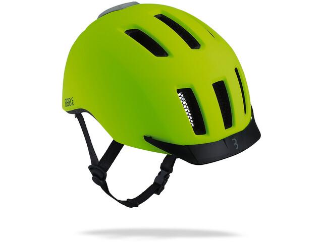 BBB Grid Helm, geel/zwart